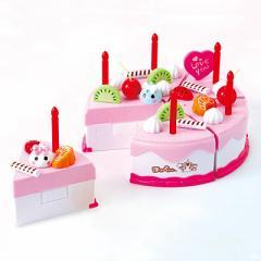 ほっぺちゃん7周年記念スペシャルケーキセット