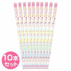 にじいろスイーツほっぺちゃん2B鉛筆10本セット
