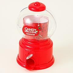 赤/キャンディポット型貯金箱