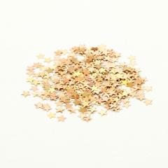 金色/星型スパンコール0.05g