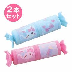 ほっぺちゃんキャンディ型蛍光ペン/2本セット