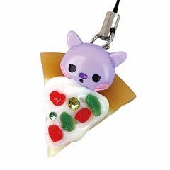 ついまるズ/ピザはさまれじゅりあストラップ