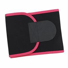 黒/ピンク縁取り発汗ベルト