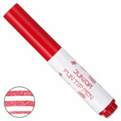 【50%OFF】赤3本ラインが引けるマーカーペン