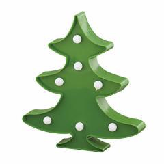 緑/クリスマスツリー型のBIGライト