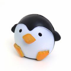 黒/ペンギンのむにむにオブジェ