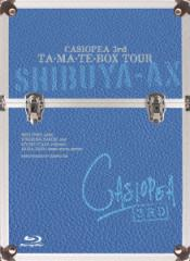 【Blu-ray】TA・MA・TE・BOX TOUR(Blu-ray Disc)/CASIOPEA 3rd [HUXD-10934] カシオペア・サード