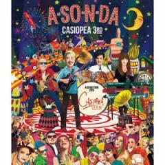【Blu-ray】A・SO・N・DA 〜A・SO・BO TOUR 2015〜(Blu-ray Disc)/CASIOPEA 3rd [HUXD-10939] カシオペア・サード