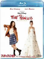【Blu-ray】プリティ・プリンセス(Blu-ray Disc)/アン・ハサウェイ [VWBS-1364] アン・ハサウエイ