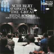 【CD】シューベルト:交響曲第8(9)番「ザ・グレート」/レーグナー [COCO-70879]