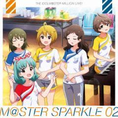 【CD】THE IDOLM@STER MILLION LIVE! M@STER SPARKLE 02/Machico(伊吹翼)/雨宮天(北沢志保)/香里有… [LACA-15672] マチコ/アマ…