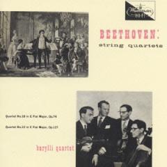 【CD】ベートーヴェン/弦楽四重奏曲第10番「ハープ」/バリリ四重奏団 [MVCW-19058] バリリシジユウソウダン