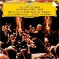 【CD】ドヴォルザーク:交響曲第8番&第9番「新世界より」/カラヤン [UCCG-2060]