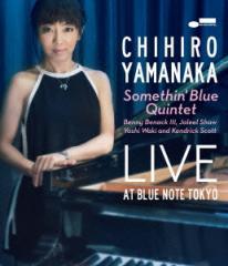 【Blu-ray】ライヴ・アット・ブルーノート東京(Blu-ray Disc)/山中千尋 [UCXJ-1001] ヤマナカ チヒロ