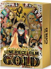 【Blu-ray】ONE PIECE FILM GOLD GOLDEN LIMITED EDITION(初回限定盤)(Blu-ray Disc)/ワンピース [PCXP-50455]