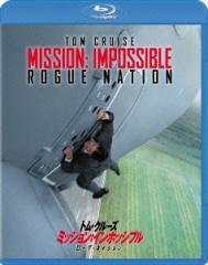 【Blu-ray】ミッション:インポッシブル/ローグ・ネイション(Blu-ray Disc)/トム・クルーズ [PJXF-1025] トム・クルーズ