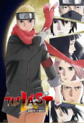 【Blu-ray】THE LAST-NARUTO THE MOVIE-(Blu-ray Disc)/ナルト [ANSX-11371]