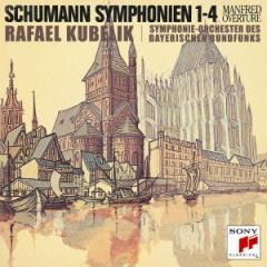 【CD】シューマン:交響曲全集&マンフレッド序曲/クーベリック [SICC-1755] クーベリツク