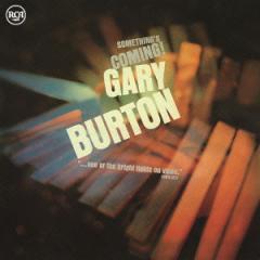 【CD】サムシングス・カミング/ゲイリー・バートン [SICJ-83] ゲイリー・バートン