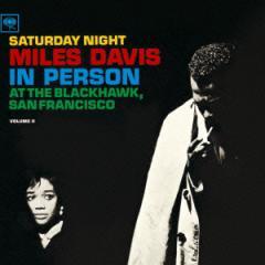 【CD】ブラックホークのマイルス・デイビス Vol.2/マイルス・デイヴィス [SICP-3964] マイルス・デイビス