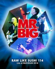 【Blu-ray】ロウ・ライク・スシ 114(Blu-ray Disc)/MR.BIG [IEZP-89] ミスター・ビツグ