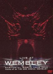 【DVD】「LIVE AT WEMBLEY」BABYMETAL WORLD TOUR 2016 kicks off at THE SSE ARENA, WEMBLEY/BABYMETAL [TFBQ-18184] ベビーメ…