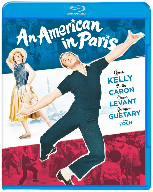 【Blu-ray】巴里のアメリカ人(Blu-ray Disc)/ジーン・ケリー [CWBA-64989] ジーン・ケリー