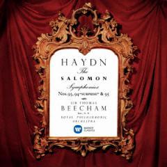 【CD】ハイドン:交響曲第93番 第94番「驚愕」 第95番/ビーチャム [WPCS-13460] ビーチヤム