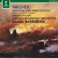 【CD】ワーグナー:ニーベルングの指環〜管弦楽曲集/バレンボイム [WPCS-22143]