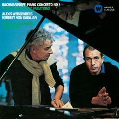【CD】ラフマニノフ:ピアノ協奏曲第2番、フランク:交響的変奏曲/ワイセンベルク [WPCS-23042]