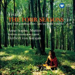 【CD】ヴィヴァルディ:ヴァイオリン協奏曲集「四季」/ムター [WPCS-23045]