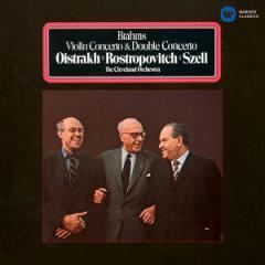 【CD】ブラームス:ヴァイオリン協奏曲 二重協奏曲/オイストラフ [WPCS-23050]