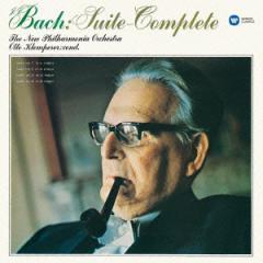 【CD】バッハ:管弦楽組曲全曲/クレンペラー [WPCS-51151]