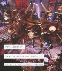 【Blu-ray】オーケストリオン・プロジェクト(Blu-ray Disc)/パット・メセニー [WPXR-90012] パツト・メセニー