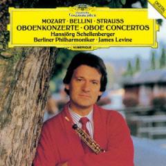 【CD】モーツァルト、ベッリーニ、R.シュトラウス:オーボエ協奏曲/シェレンベルガー [UCCG-6080] シエレンベルガー