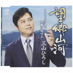 【CD】望郷山河(タイプB)/三山ひろし [CRCN-8214] ミヤマ ヒロシ