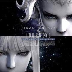 【Blu-ray】Journeys:FINAL FANTASY XIV Arrangement Album(映像付サントラ/Bl