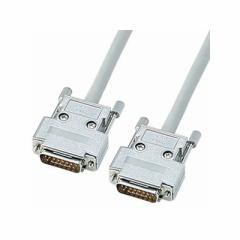 サンワサプライ NEC対応ディスプレイケーブル アナログRGB ストレート全結線 5m KB-D155N