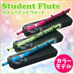 【送料無料】Student Flute フルート カラーモデル NUVO SE200 通常のフルートよりはるかに軽量 プラスチック製 【代引不可】