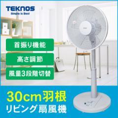 【送料無料】扇風機 ファン リビングメカ扇 リビ...
