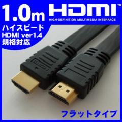 【メール便/送料無料】HDMIケーブル タイプAオス ...