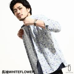 【16810】カジュアルシャツ メンズ/カジュアルシャツ 長袖シャツ パナマ織り 清涼シャツ レギュラーカラー チェック ストライプ ギンガム
