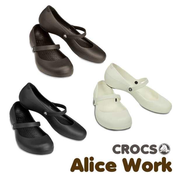 送料無料】CROCS Alice Work Lady's クロックス