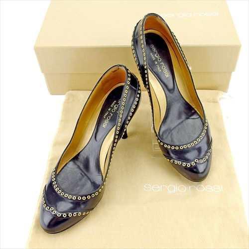 セルジオ ロッシ 靴