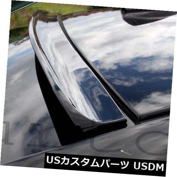 Unpainted JR2 For 2014-2018 INFINITI Q50 SEDAN Rear Window Roof Spoiler