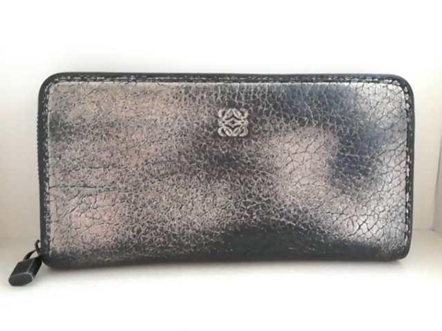 ロエベ 長 財布