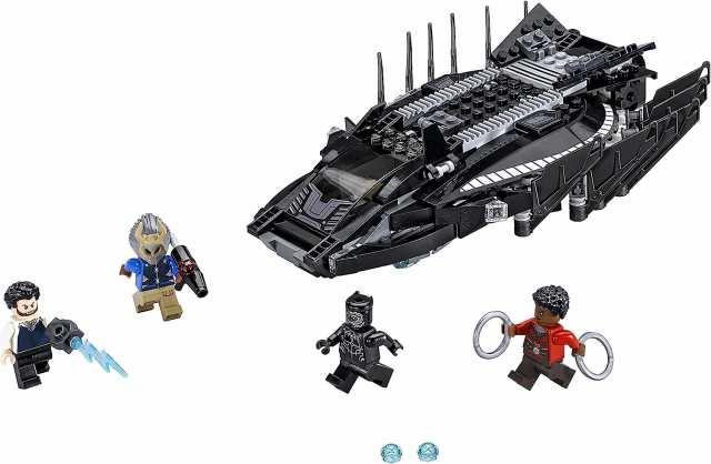 LEGO Marvel Super Heroes Royal Talon Fighter Attack 76100