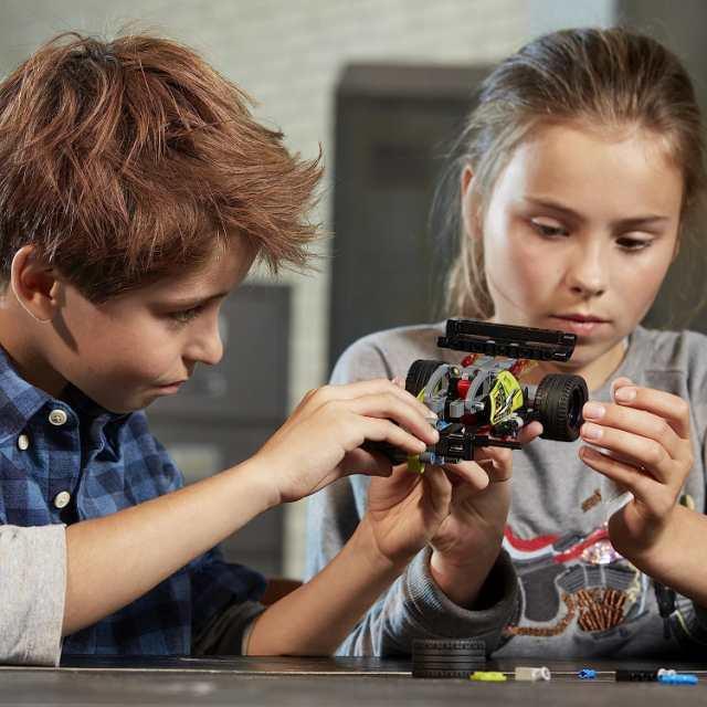 LEGO Technic WHACK 135 Piece 42072 Building Kit