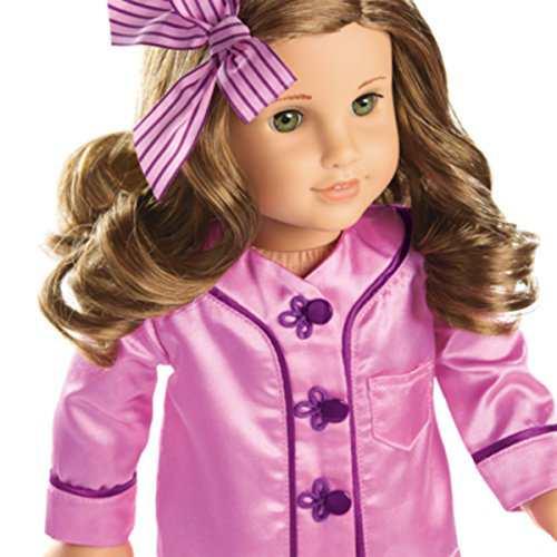 """American Girl Rebecca/'s Satin Pajamas For 18/"""" Dolls"""