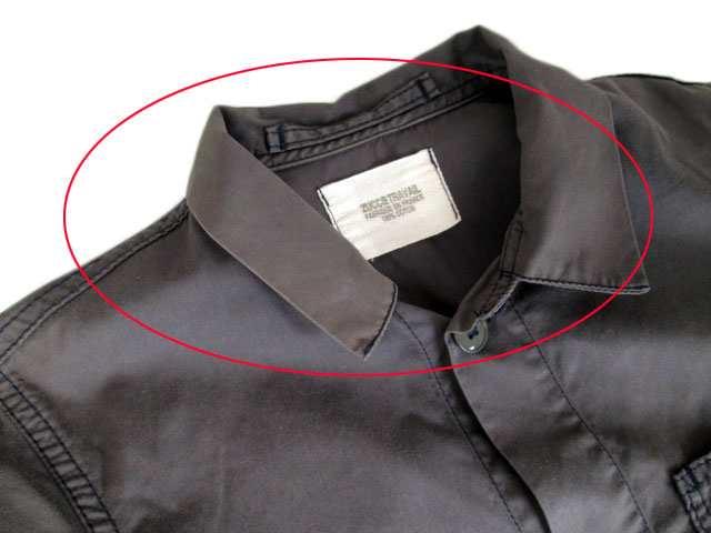 ĸå¤ ºッカトラバイユ Zucca Travail ¸ャケット «バーオール ïークシャツ 0 Õランス製 °レー áンズの通販はau Pay Þーケット Öランド古着のベクトル